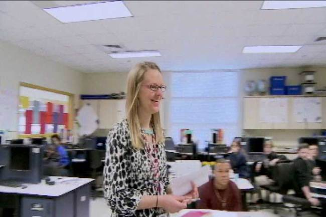Lenoir County Educator Wins STEM Teacher of the Month (Image 1)