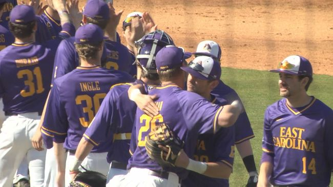 ECU Advances To Championship Game With 4-2 Win Over UConn (Image 1)