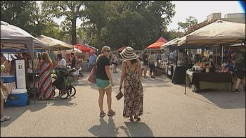 Uptown Umbrella Market features local goods and cupcake face off (Image 1)