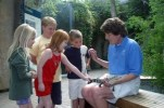 NC Aquariums host interactive summer camps, activities (Image 1)