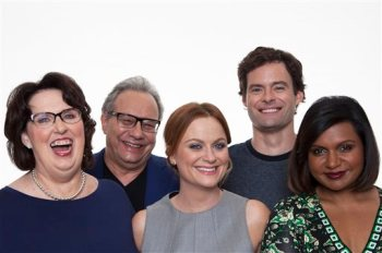 Phyllis Smith Lewis Black Amy Poehler Bill Hader Mindy Kaling