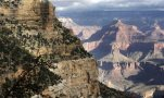 FILE - This Oct. 22, 2012, file photo shows a view from the South Rim of the Grand Canyon National Park in Arizona. The Grand Canyon was identified by the National Trust for Historic Preservation as one of America's 11 most endangered historic places. (AP Photo/Rick Bowmer, File)