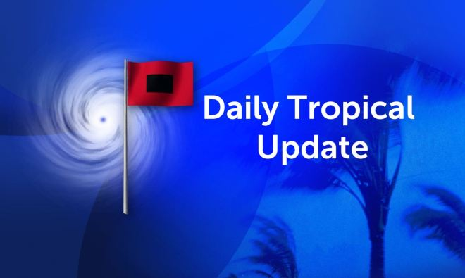 daily tropical update