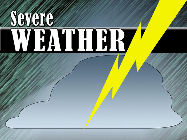 Severe Weather Preparedness Week Starts Today