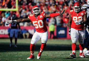 Justin Houston, Dontari Poe