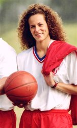 In this Aug. 1, 1987 photo, Andrea Constand poses for a photo in Toronto. In testimony unsealed Monday, July 6, 2015, by a federal judge, Bill Cosby admitted giving at least one woman quaaludes before sex. His admission came in a deposition in a 2005 sexual abuse lawsuit brought against Cosby by Constand, a former Temple University basketball team employee. (Ron Bull/The Toronto Star/The Canadian Press via AP) MANDATORY CREDIT; TORONTO OUT, NO SALES, NO MAGAZINES
