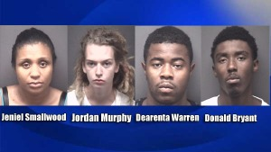 Greenville murder suspects new mugs