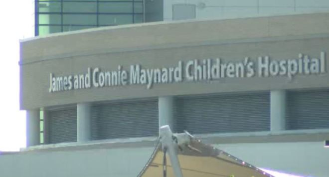 James and Connie Maynard Children's Hospital