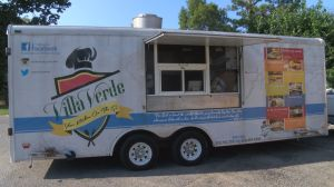Villa Verde will continue operating its food truck.