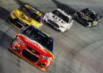 Jeff Gordon, JJ Yeley, Brad Keselowski, Brett Moffitt