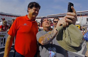 Michael Waltrip, David Secore Jr.