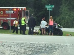 motorcycle accident camp lejeune
