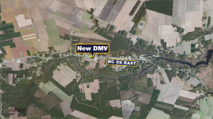 Pamlico Co New DMV NC55 East