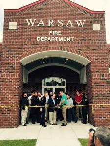 warsaw fire department