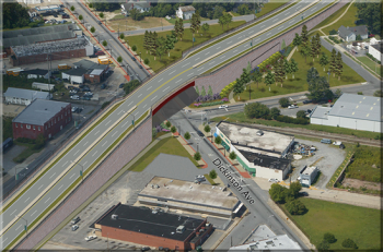 10th street connector