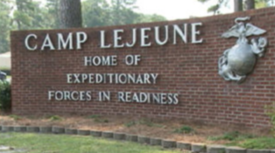 All clear after suspicious package closed down camp lejeune entrance