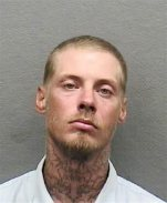 This undated handout photo provided by the Houston Police Department shows Jamie Walter. Houston police say Walter has been charged with capital murder in the deaths of several people —likely homeless — whose skeletal remains were found in a vacant warehouse. (Houston Police Department via AP)