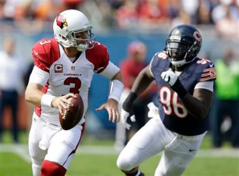 Carson Palmer, Jarvis Jenkins