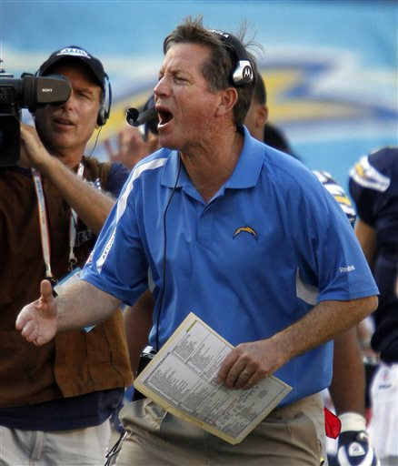 Panthers announce Norv Turner as new offensive coordinator