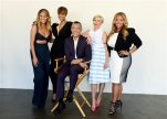 Tyra Banks, Chrissy Teigen, Joe Zee, Lauren Makk, Leah Ashley