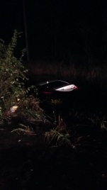pamlico car in water me