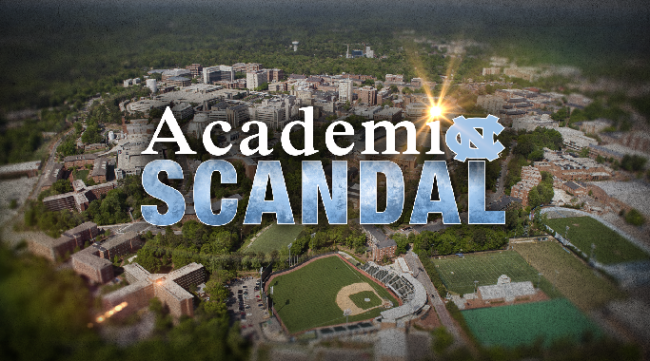 an examination of the university of north carolina scandal Embroiled in a staggering academic fraud-related scandal that lasted nearly 20 years and fueled by indifference and lack of oversight, the university of north carolina (unc) is reeling from the fallout.