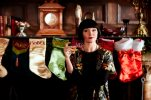 "This photo provided by Acorn TV shows, Essie Davis as Phryne Fisher in the episode ""Murder Under the Mistletoe"" of series 2 ""Miss Fisher's Murder Mysteries,"" on Acorn TV. A monthly subscription to a streaming site is the gift that keeps on giving. (Acorn TV via AP)"