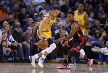Kyle Lowry, Stephen Curry