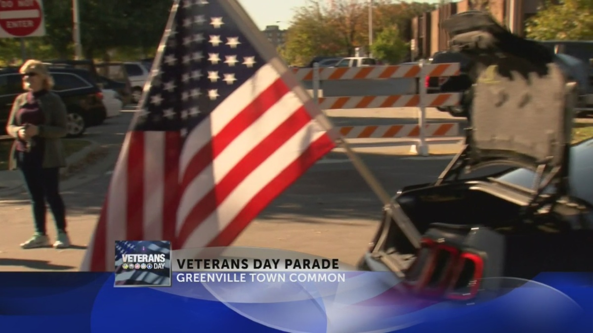 veterans day  video essay greenville veterans day parade and ceremony