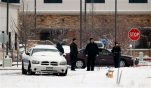 Police investigators work near a Planned Parenthood clinic Saturday, Nov. 28, 2015, in Colorado Springs, Colo., after a deadly shooting Friday. A gunman engaged in an hours-long standoff before surrendering at the clinic.  (AP Photo/David Zalubowski)