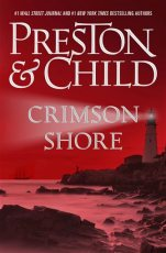 "This photo provided by Grand Central Publishing shows the cover of the book, ""Crimson Shore,"" by Preston and Child. (Grand Central Publishing via AP)"