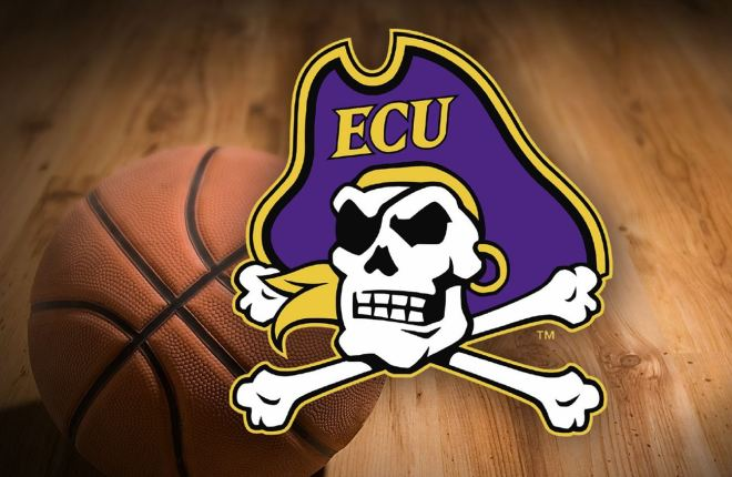 ecu basketball
