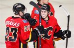 Sean Monahan, Johnny Gaudreau