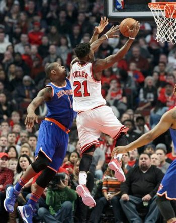 Jimmy Butler, Kevin Seraphin