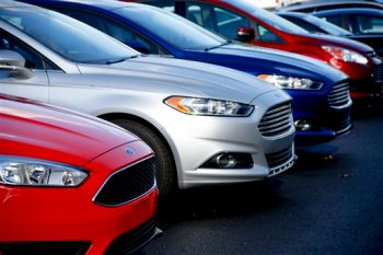 2015 Ford Fusions