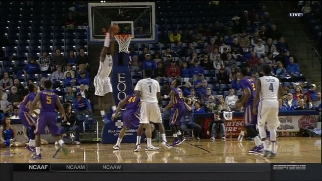 TULSA OVER ECU