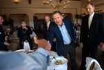 Republican presidential candidate Ohio Gov. John Kasich. (Ed Crisostomo/The Orange County Register via AP)