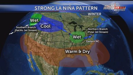 LA NINA WINTER IMPACTS