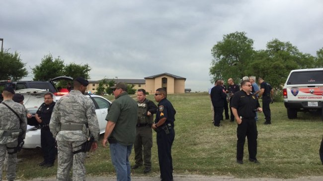 (Photo Courtesy: Bexar County Sheriff's Department)