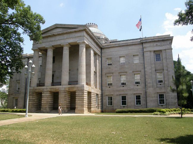 9OYS - Places - North Carolina State Capitol
