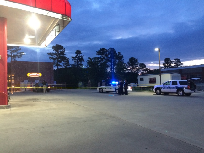 Three arrested in week-old shooting at Sheetz location in Winterville