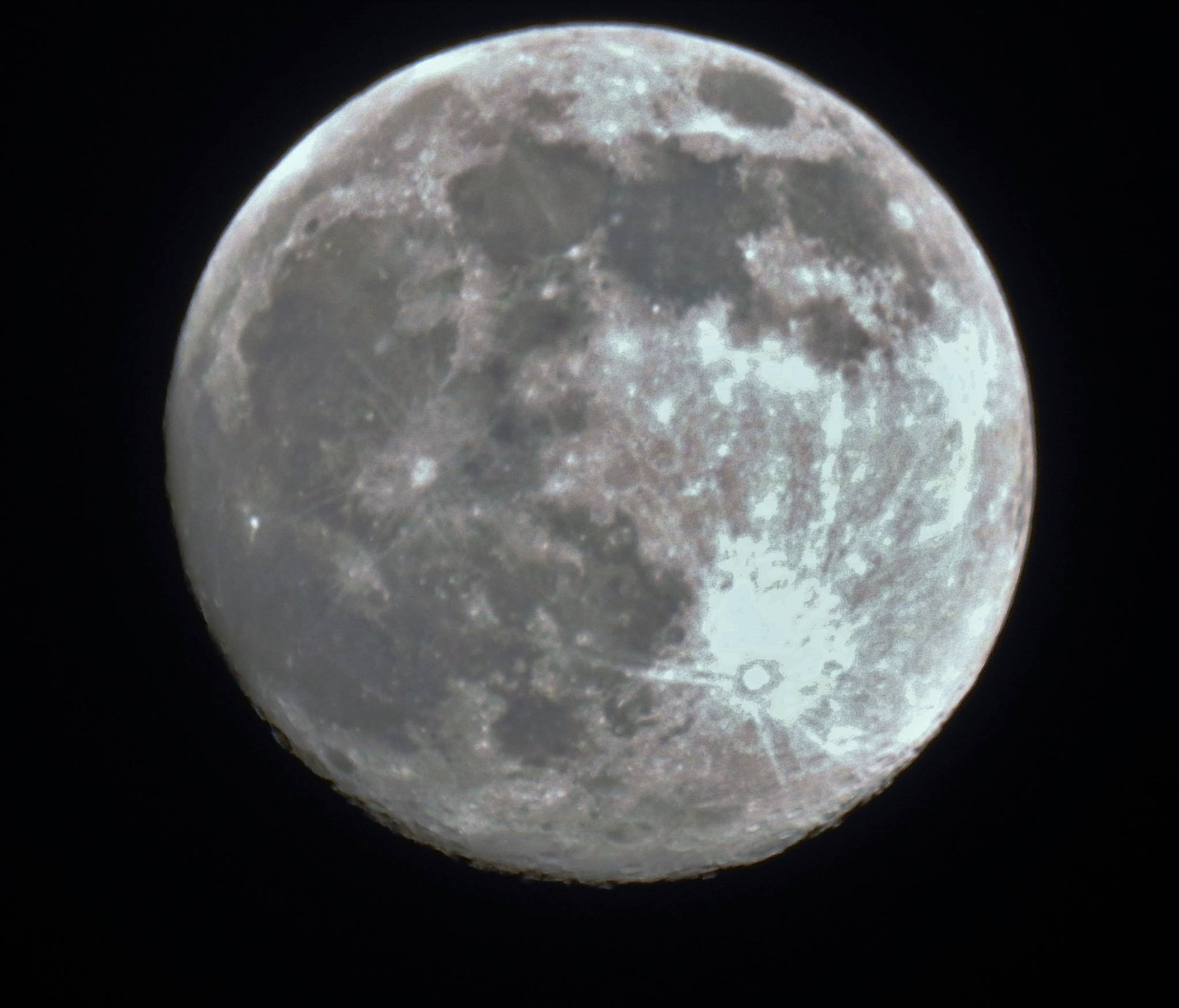 Once-in-a-generation strawberry moon tonight
