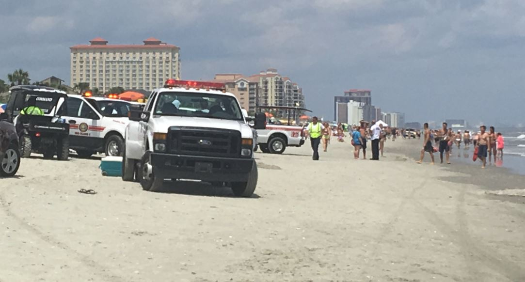 14-year-old missing, one rescued off Myrtle Beach coast