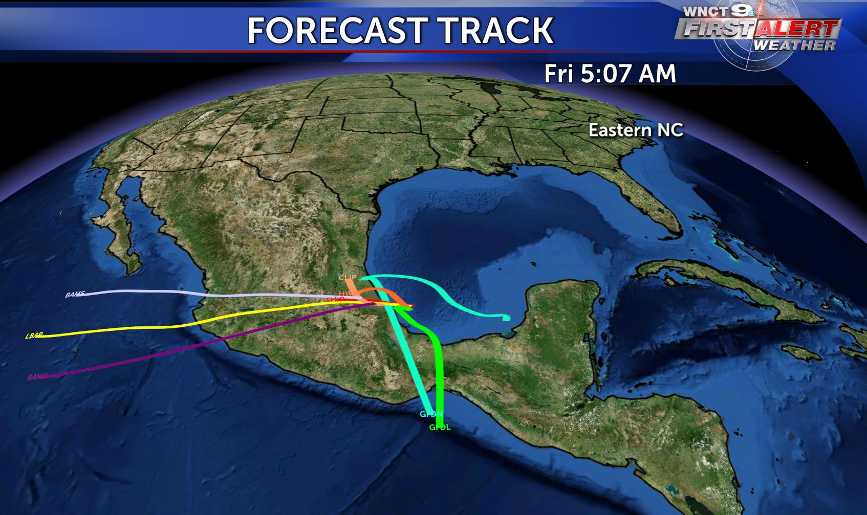 Tropical depression forms in southern Gulf