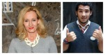 J.K. Rowling (Courtesy: Associated Press), Luis Vielma (Facebook)