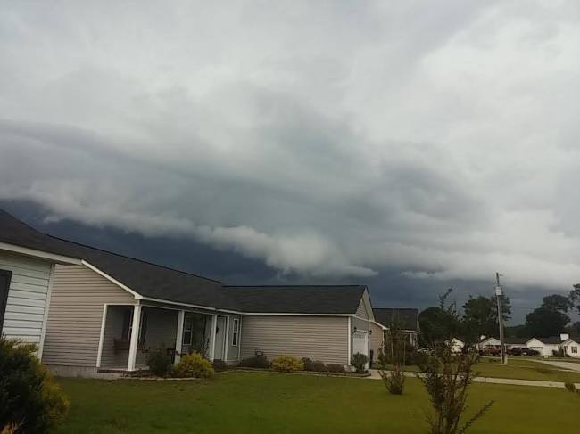First Alert 9 Weather Photos