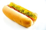 Thursday, July 14, is National Hot Dog Day! What do you put on your hot dogs? (The Culinary Geek/Flickr Commons/CC BY 2.0)