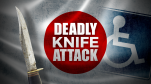 deadly knife attack