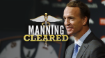 Manning Cleared