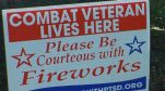 ptsd and fireworks